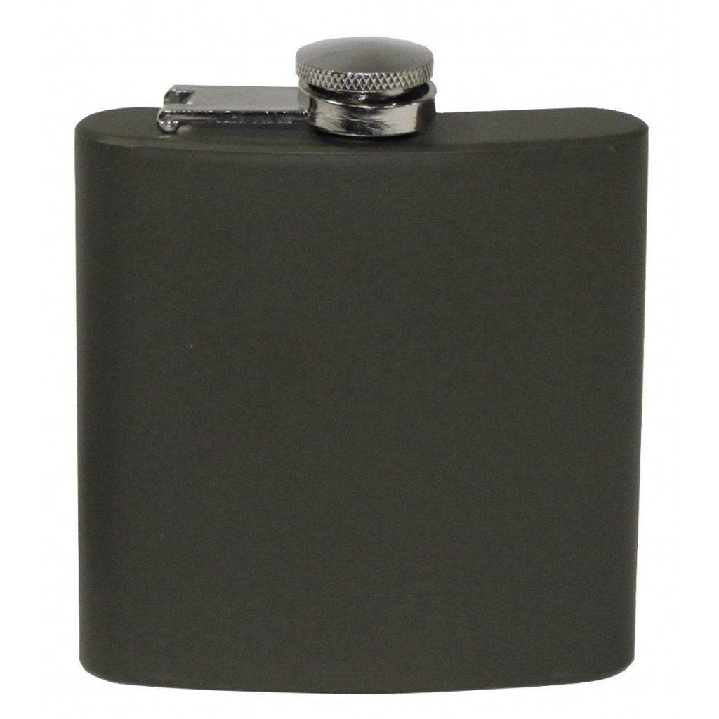 Placatka MFH 170 ml - olivová