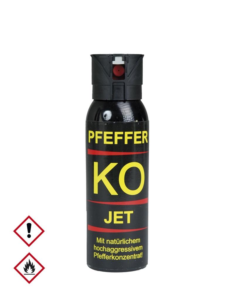 Pepřový sprej KO JET 100 ml (18+)