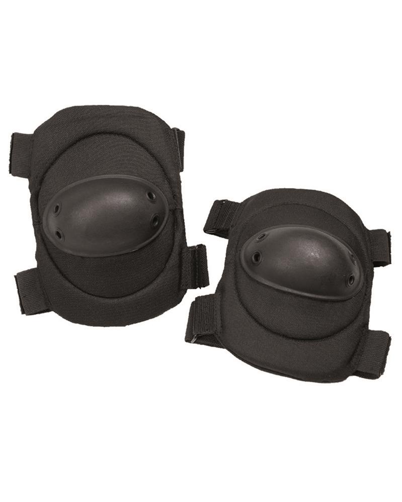 Chrániče na lokty Mil-Tec Elb - černé