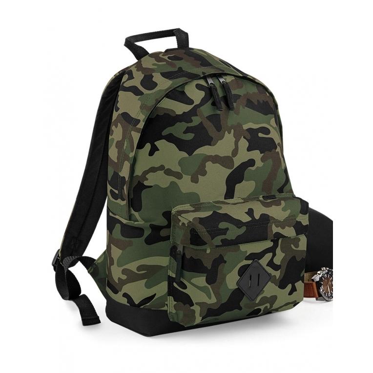 Batoh Bag Base Camo - woodland ce6b6b64b8