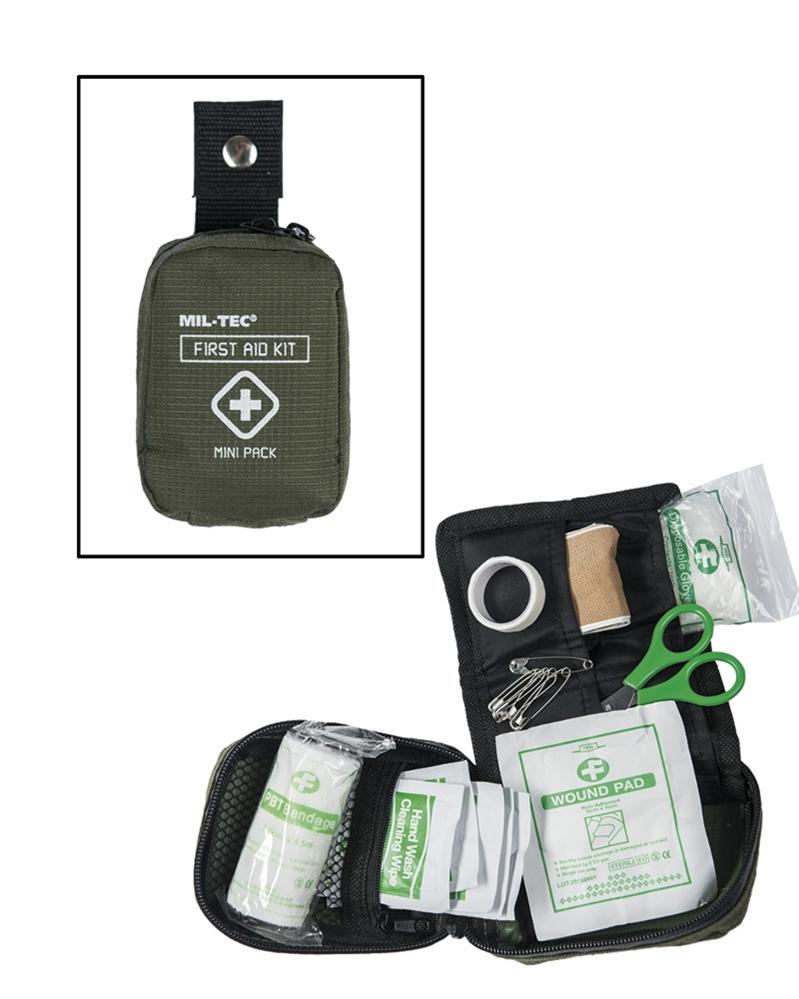 f938b5d3c9 Lékárnička Mil-Tec Mini Pack - olivová - Army shop a outdoor vybavení