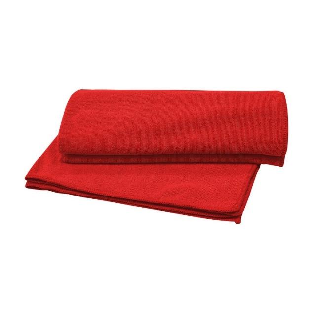 Ručník Roly 60x145 cm - červený