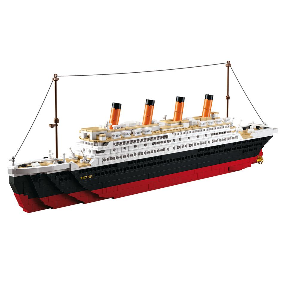 Stavebnice Sluban Titanic velký M38-B0577