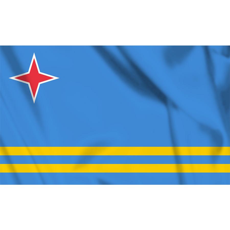 Vlajka Fostex Aruba 1,5x1 m