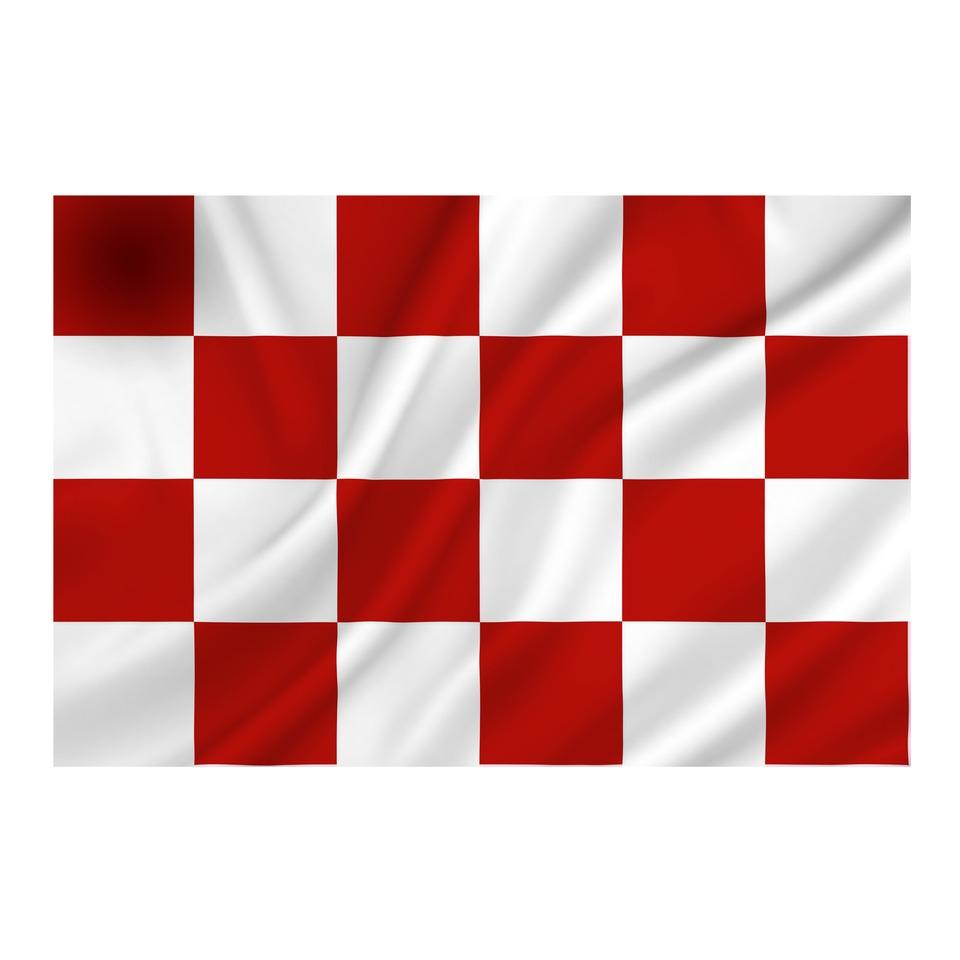 Vlajka Fostex Severní Brabantsko 1,5x1 m