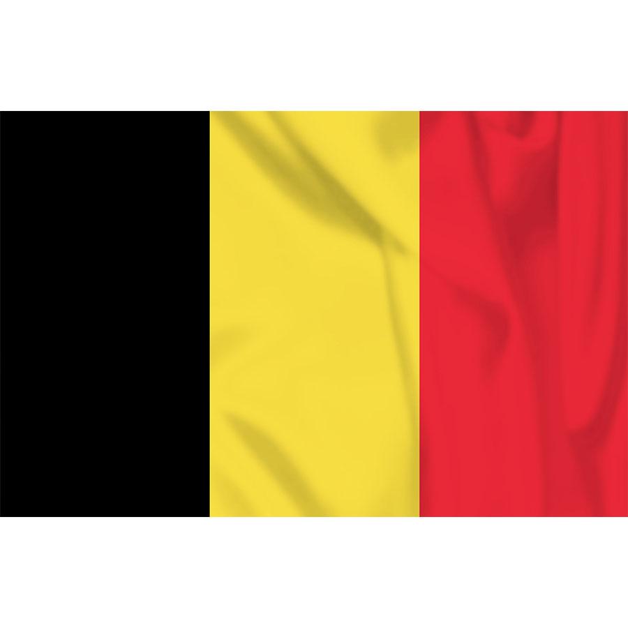 Vlajka Fostex Belgie 1,5x1 m