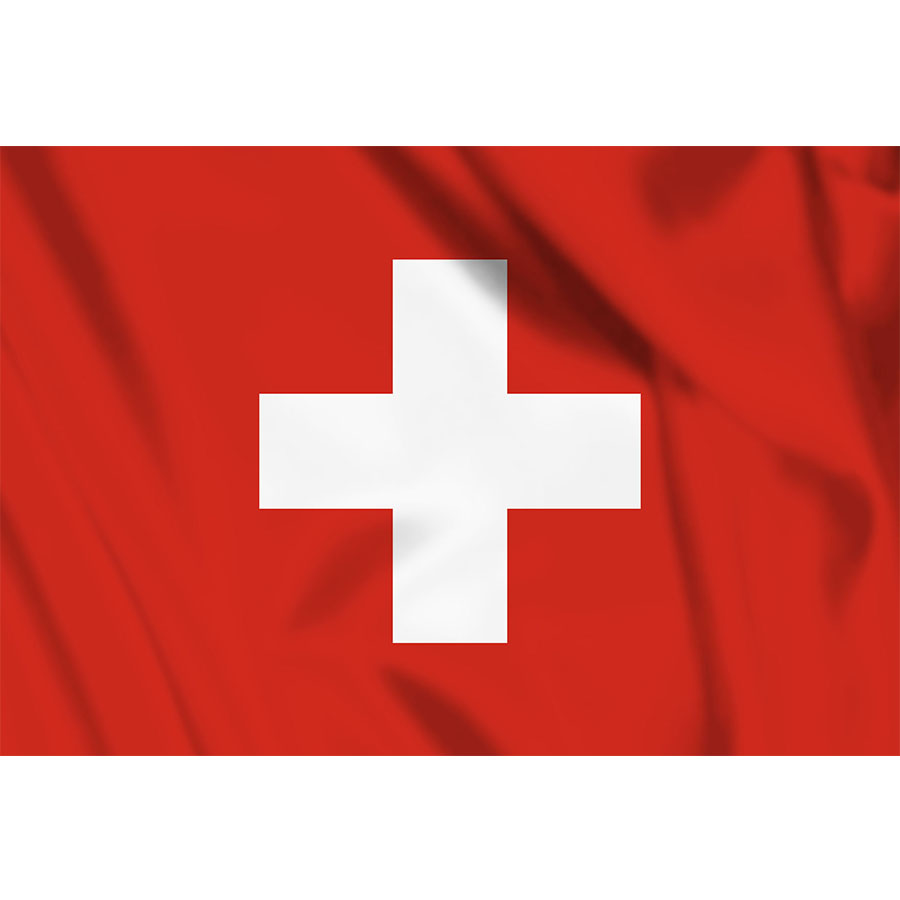 Vlajka Fostex Švýcarsko 1,5x1 m