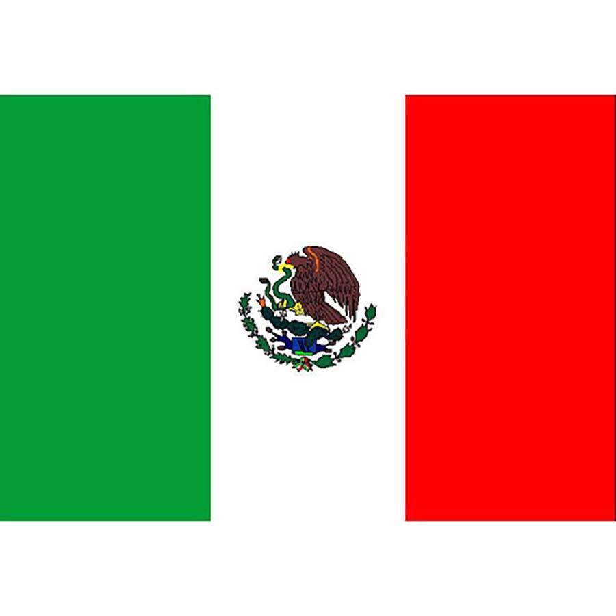 Vlajka Fostex Mexiko 1,5x1 m