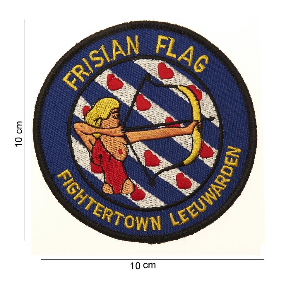 Nášivka textilní 101 Inc Frislan