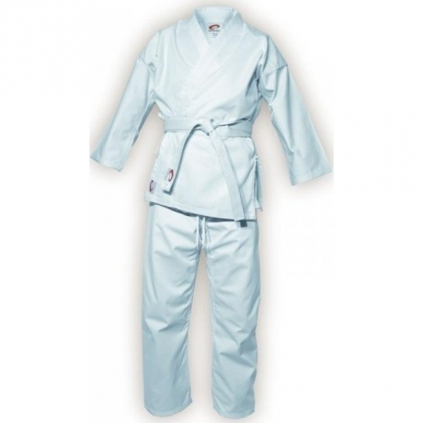 Kimono Spokey Tamashi judo 110 cm - bílé