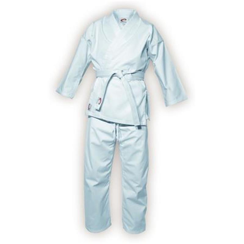 Kimono Spokey Raiden karate 110 cm - bílé