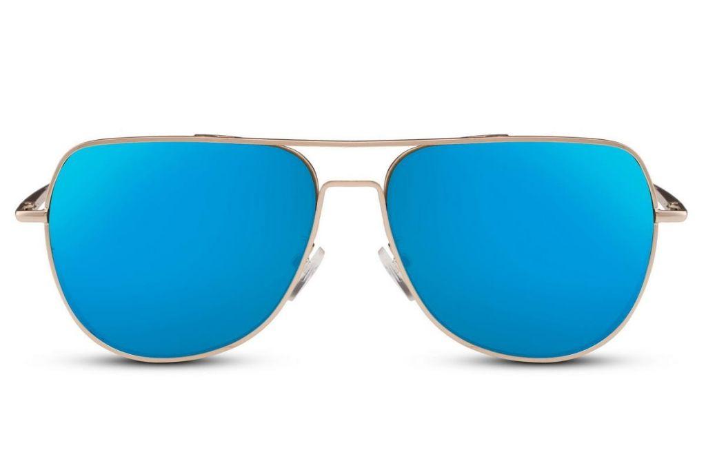 Sluneční brýle Solo Allround - modré