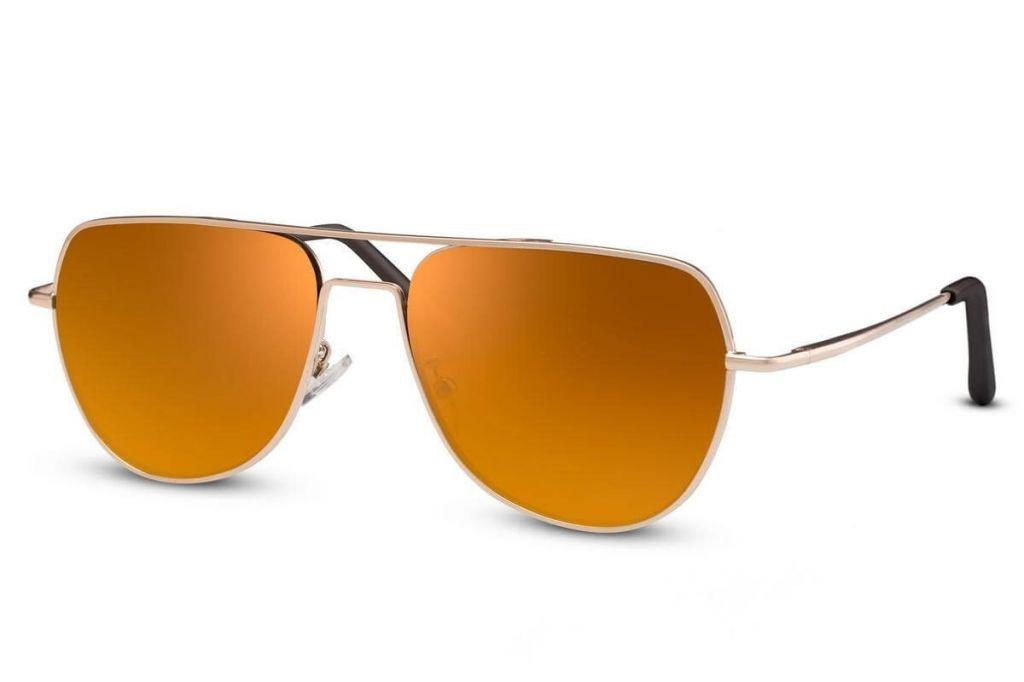 Sluneční brýle Solo Allround - zlaté
