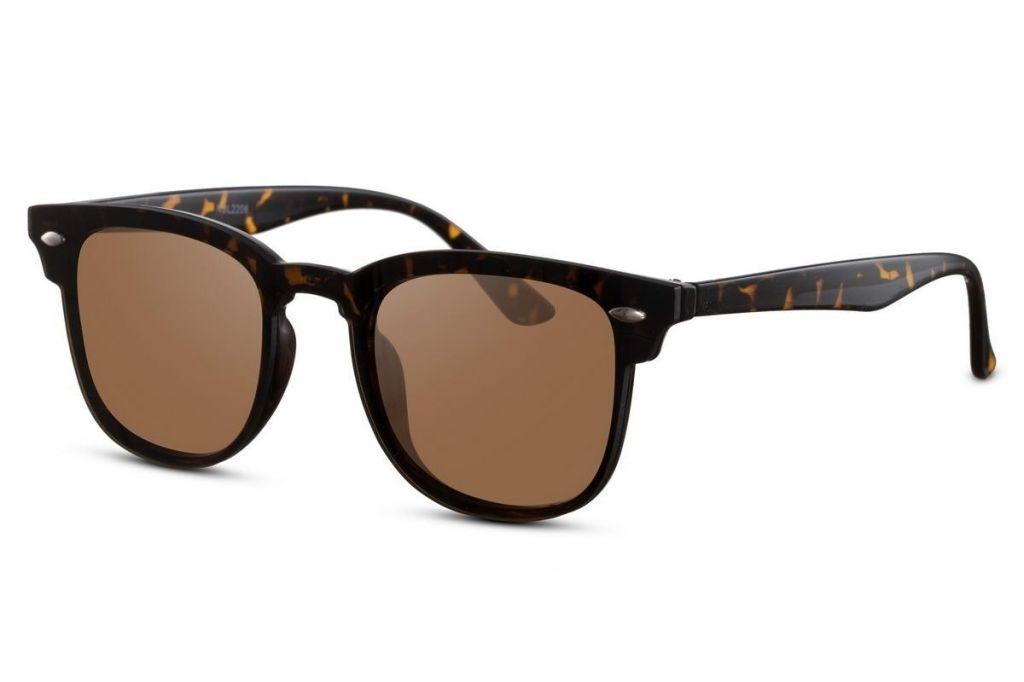Slnečné okuliare Solo Wayfarer Wide - hnedé - Army a outdoor ... f184c3a58c8