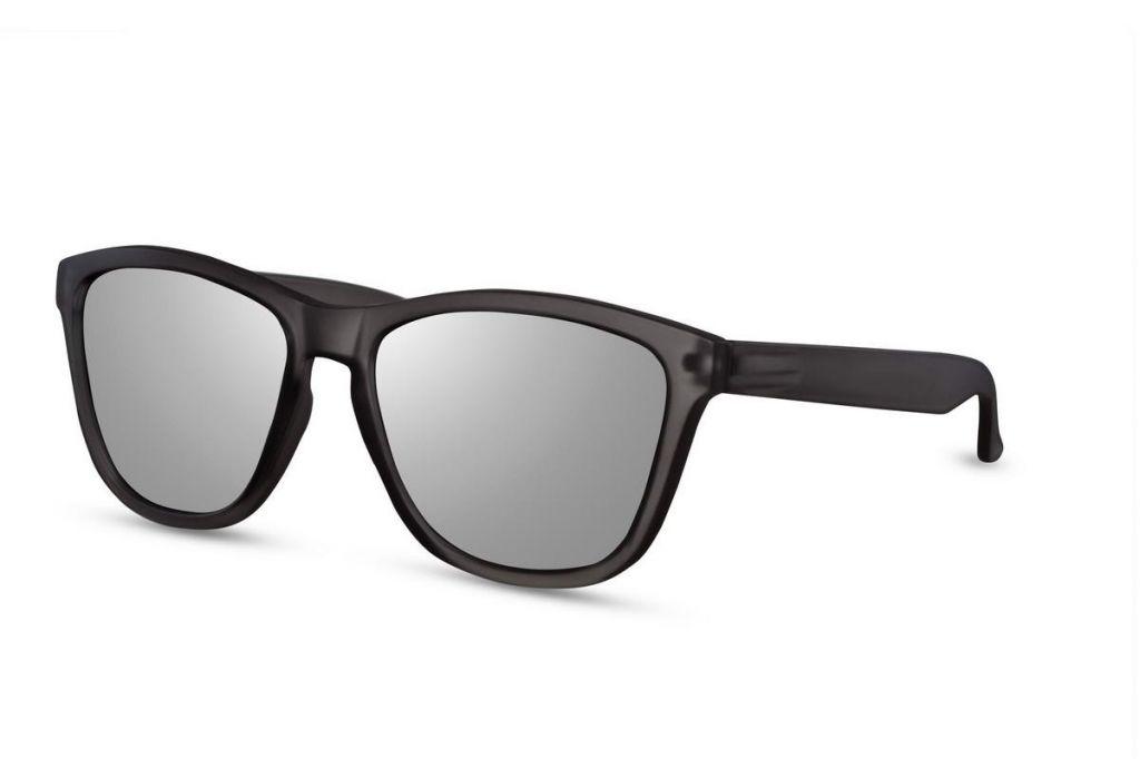 a1db5edc2 Slnečné okuliare Solo Wayfarer - čierne-strieborné - Army a outdoor ...