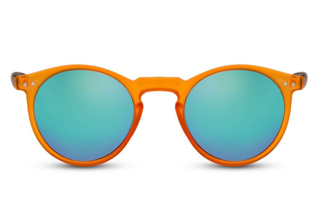 Slnečné okuliare Solo Wayfarer Oval - oranžové - Army a outdoor ... 8f53ae24870