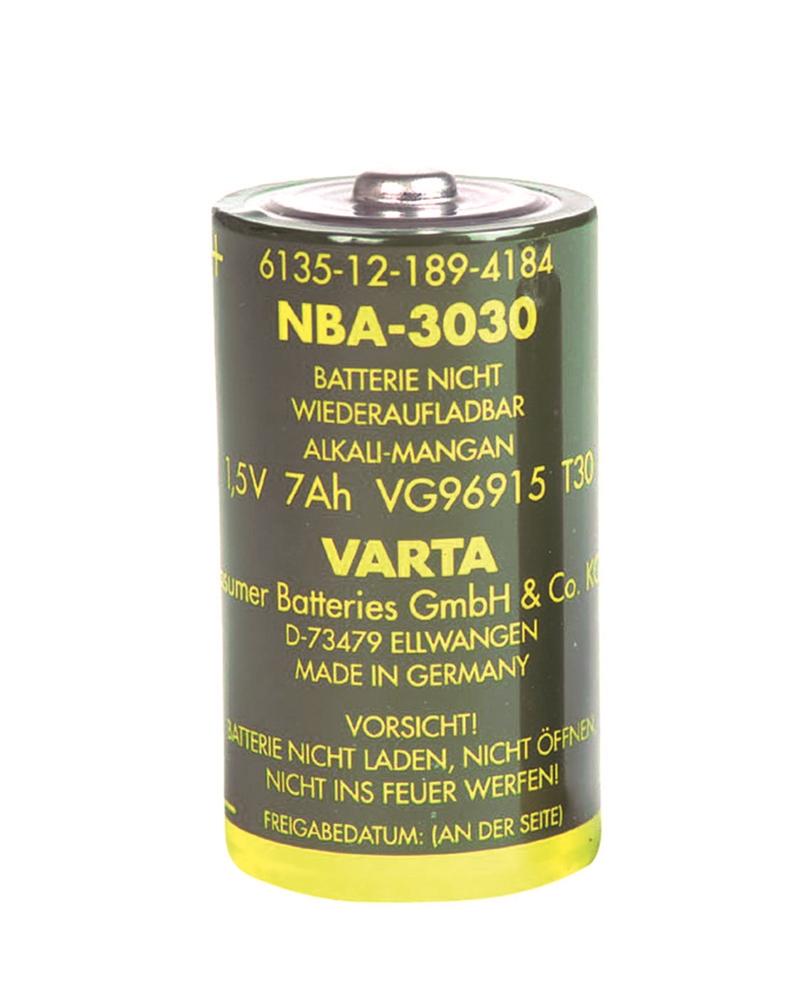 Baterie alkalická D Panasonic MONO 1,5V R20S
