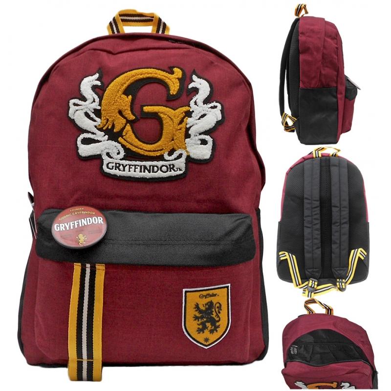 21e4ff4cce Školský batoh Harry Potter Ravenclaw - červený - Detský domáci textil