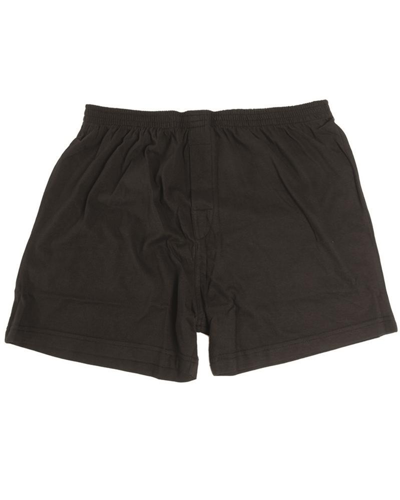 Army boxerky - černé