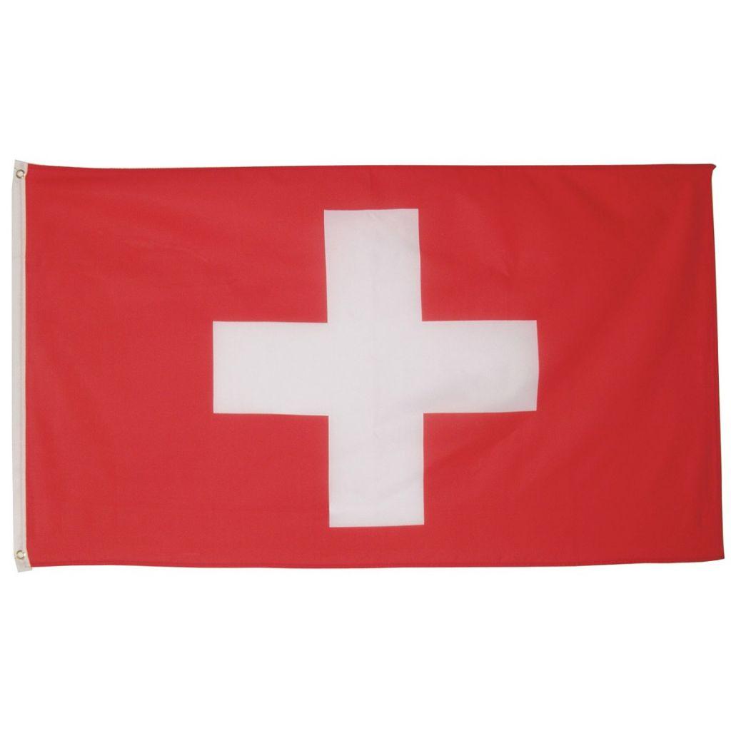 Vlajka MFH Švýcarsko