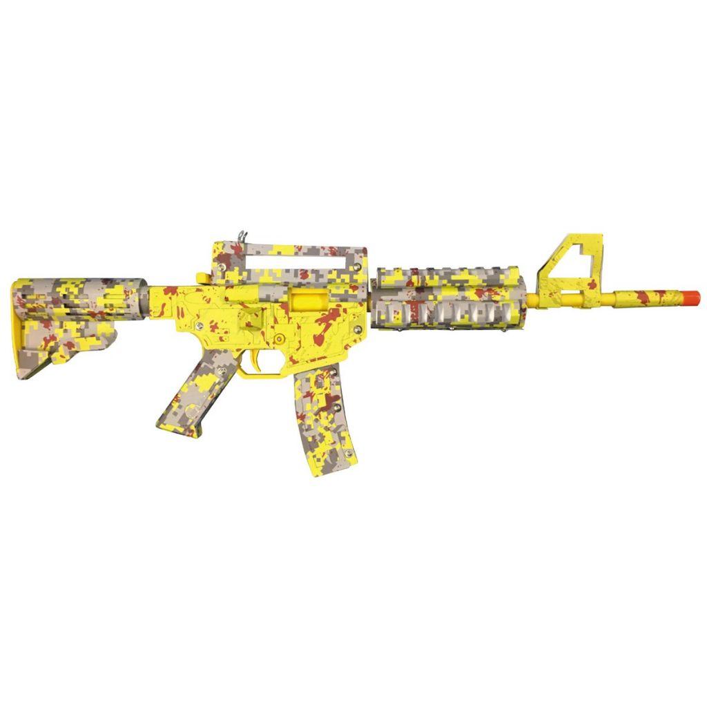 Skládací sada zbraně Paper Shooters Zombie Slayer