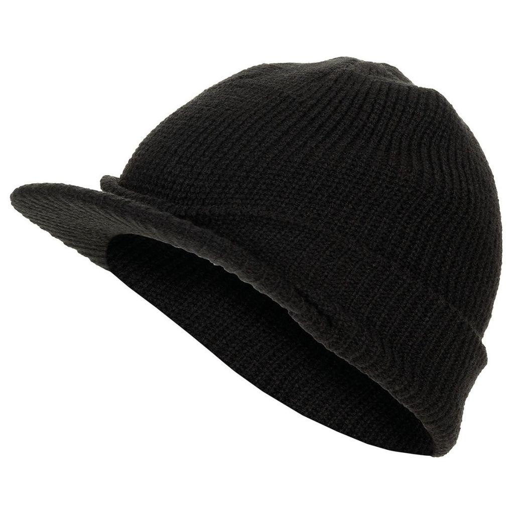 Čepice s kšiltem MFH Jeep - černá