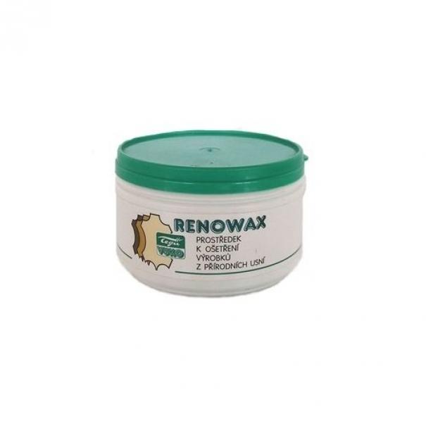 Prostředek k ošetření přírodní usně Renowax 200g