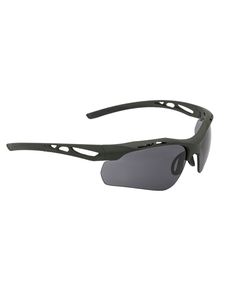 Brýle Swiss Eye Attac - olivové