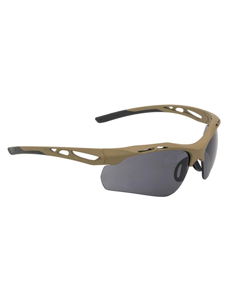 Brýle Swiss Eye Attac - coyote