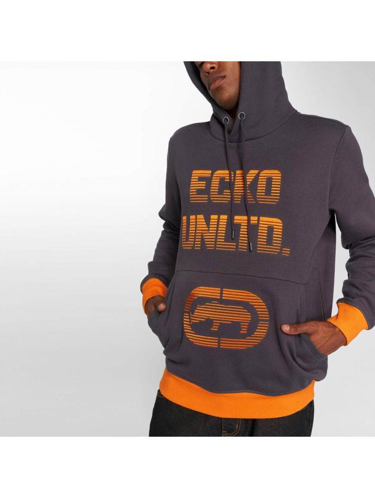14c3d18cbf4 Mikina Ecko Unltd. Arizona Mills - šedá - Ecko Unltd. oblečení