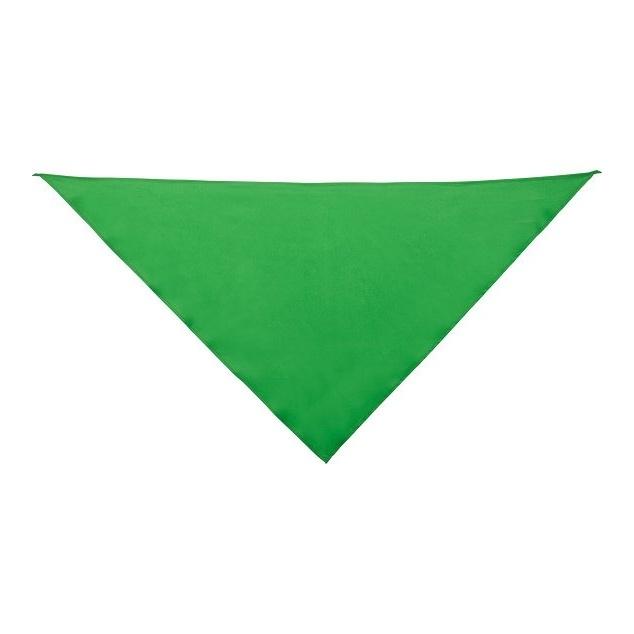 Šátek trojcípý Roly Jaranero - zelený