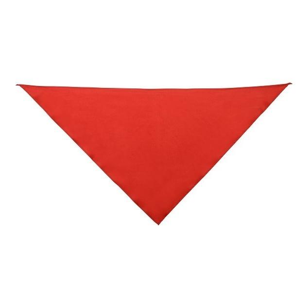 Šátek trojcípý Roly Jaranero - červená