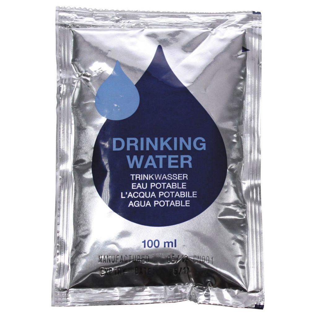 Voda MSI Emergency balení 5x100 ml