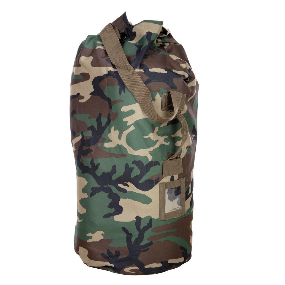 Lodní vak Fosco Kit Bag NL 6R - woodland