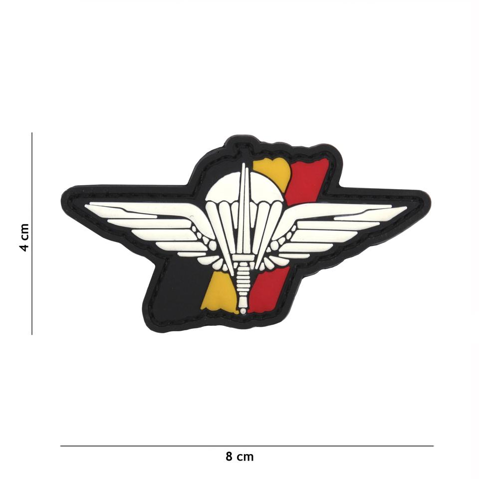 Gumová nášivka 101 Inc Para Wing