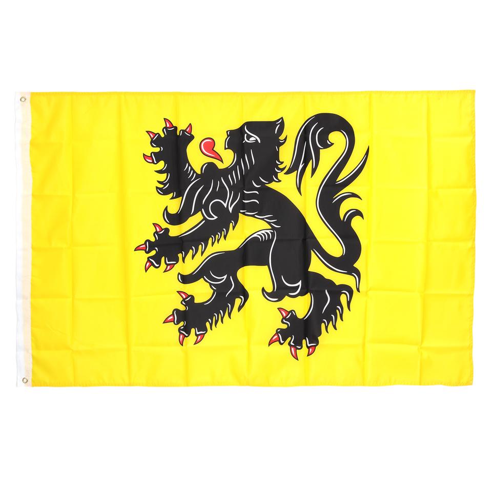 Vlajka Fostex Vlámsko 1,5x1 m