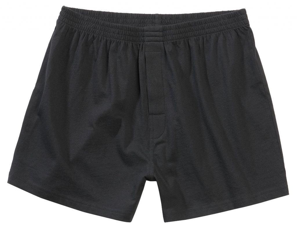 Boxerky Brandit Boxer II - černé