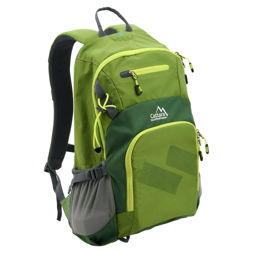 a2ff5027c4 Batoh Cattara 28l GreenW - zelený - Army shop a outdoor vybavení