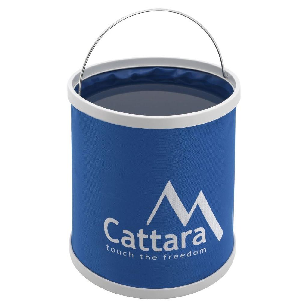 Nádoba na vodu skládací Cattara 9 l - modrá