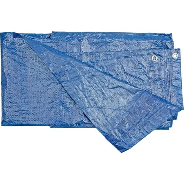 Plachta Toya 4x6m - modrá
