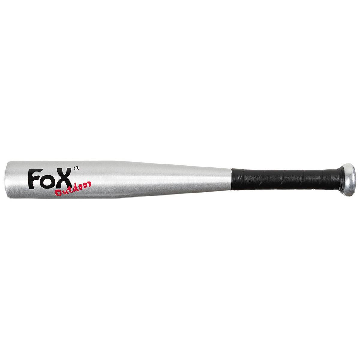 Baseballová pálka MFH 18 hliníková - stříbrná