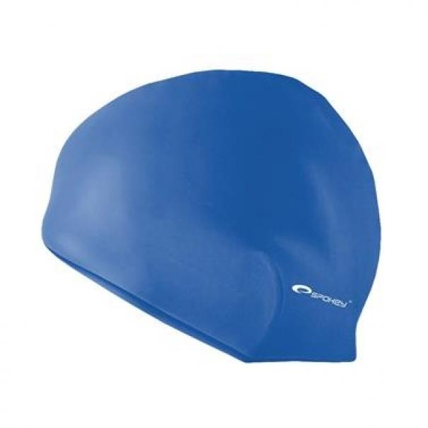 Plavecká čepice silikonová Spokey Summer - modrá