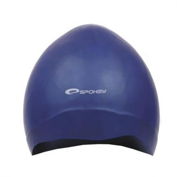 Plavecká čepice profesionální Spokey Seagull - tmavě modrá