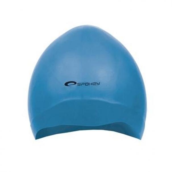 Plavecká čepice profesionální Spokey Seagull - modrá