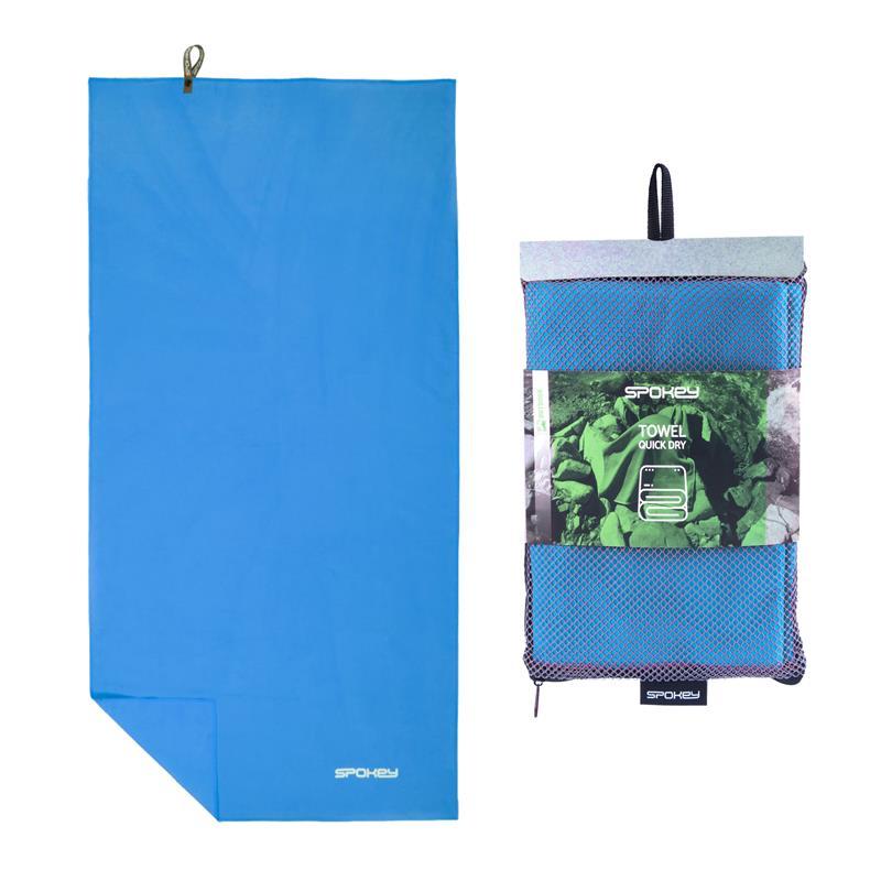 Rychleschnoucí ručník Spokey Sirocco L 50x120 - modrý