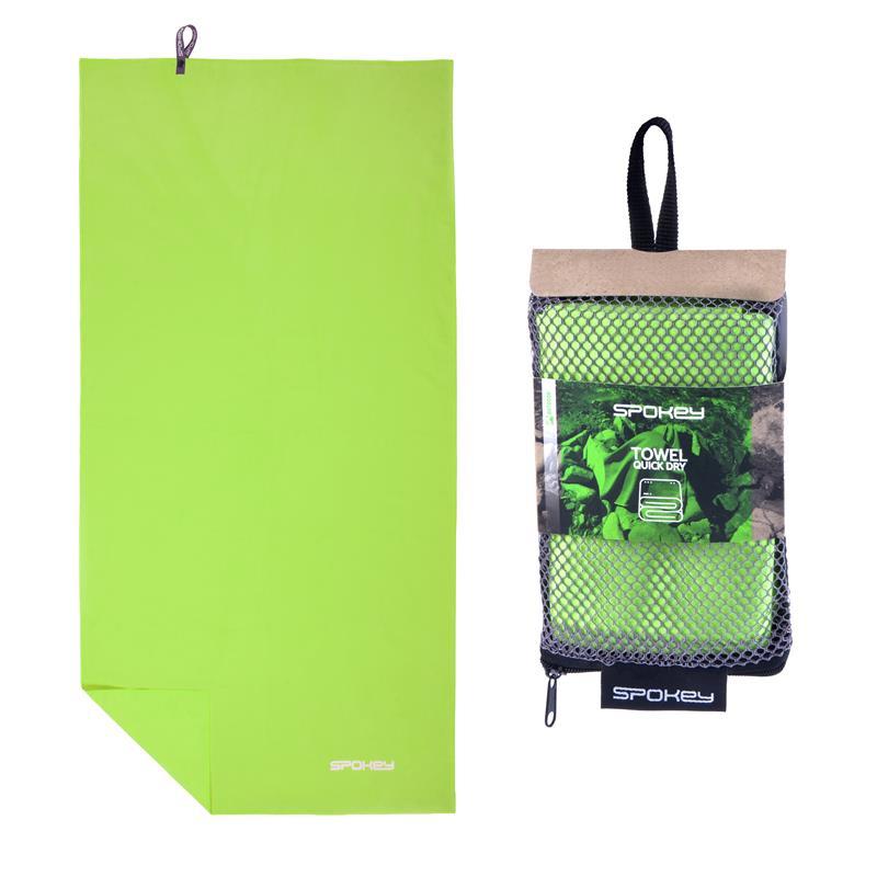 Rychleschnoucí ručník Spokey Sirocco M 40x80 - zelený