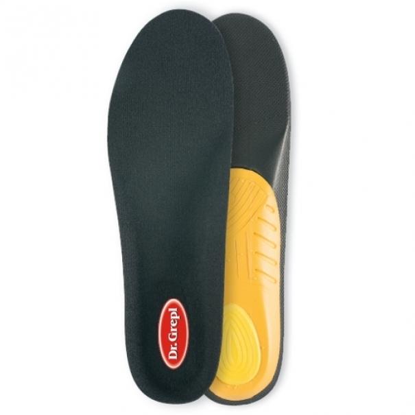 Stélky/vložky do bot Dr. Grepl Antishock - černé
