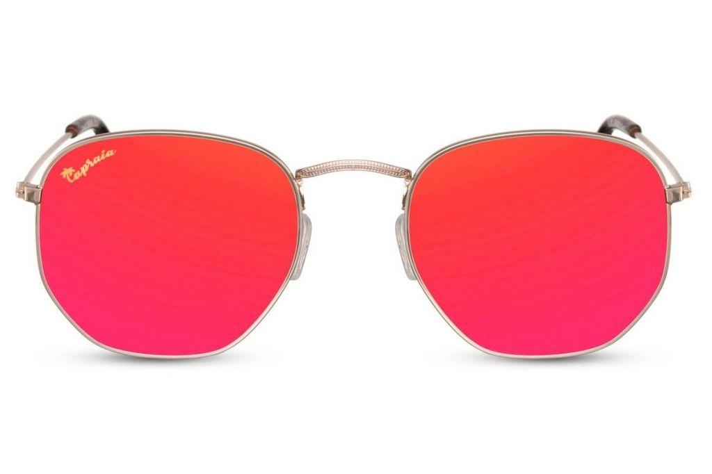 Sluneční brýle Capraia Lacrima4 - červené