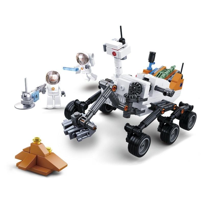 Stavebnice Sluban Space Planetární Rover M38-B0733