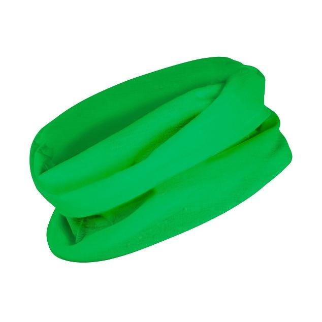 Šátek multifunkční Roly Nanuk - zelený